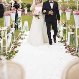 ślub w plenerze - dobra pogoda